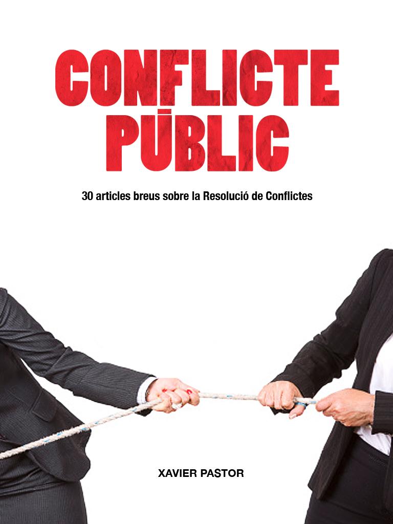 Portada de Conflicte Públic